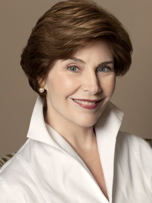 Former First Lady Laura Bush will be the speaker for Saturday's Heart of a Woman breakfast.