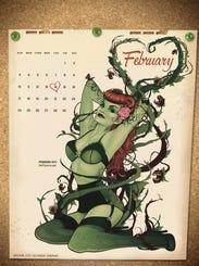 Poison Ivy variant
