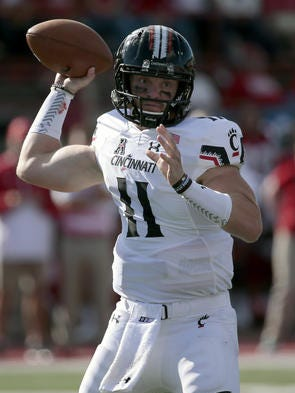 Gunner Kiel entered the year as the undisputed No. 1 quarterback, and he wants his job back.