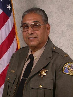 Lt. Jay Salazar