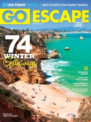 USA TODAY 2017 Go Escape magazine