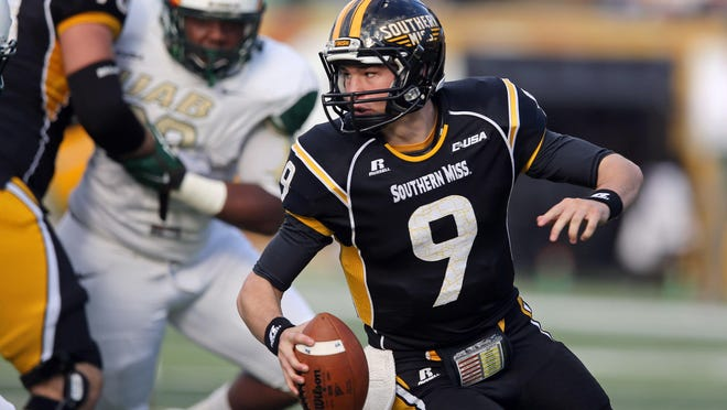 Southern Miss' Nick Mullens has a lot to prove as the starting quarterback going into the fall.