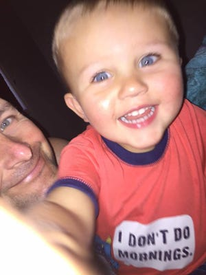 Mason Wyckoff, 2, was found dead Friday morning in his home at 303 N.W. Valley View Drive in Grimes.