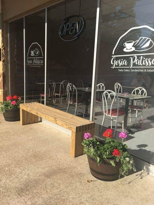 Gosia Patisserie is open 10:30 a.m.-2:30 p.m. Tuesday-Saturday.