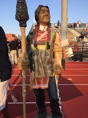 Chief Caddo, which is awarded to the winner between