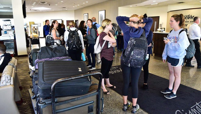 More than 50 nurses from across New Jersey are flying to Webster, Texas, to relieve staff at Bay Area Regional Medical Center.