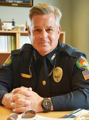 Marco Island Police Chief Al Schettino