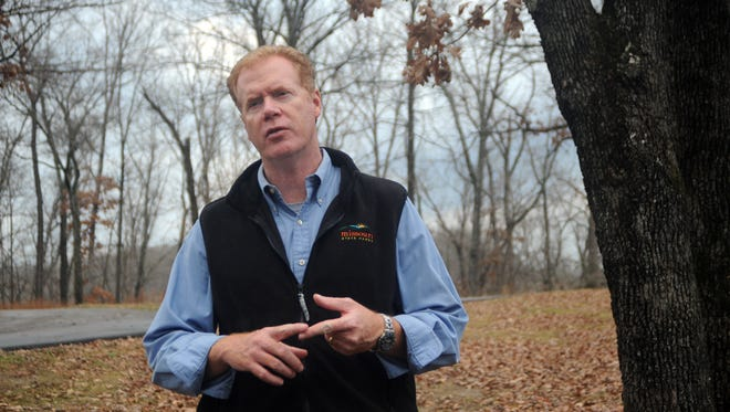 Missouri State Parks Director Bill Bryan has been fired from the post he has held since 2009.