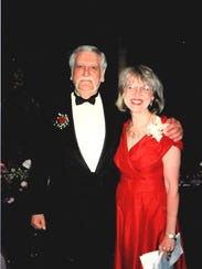 Gus Weill and Beth Courtney