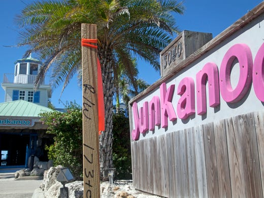 Fort Myers Beach Restaurants The Waterfront Junkanoo Keeps On