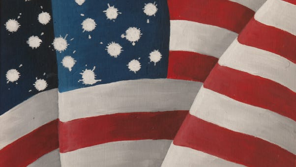 Remembering Our Veterans is the theme of this year's Great Arts Challenge in Toms River, sponsored by the Jay and Linda Grunin Foundation.