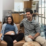 This wearable for pregnant moms is an easy contraction tracker