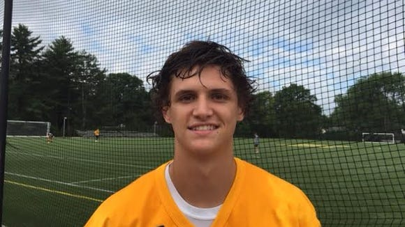 Moeller QB Thomas MacVittie is expected to return Week 4 after he suffered a knee strain Friday night.
