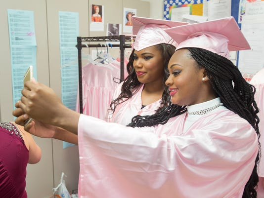 Pace Center Graduation