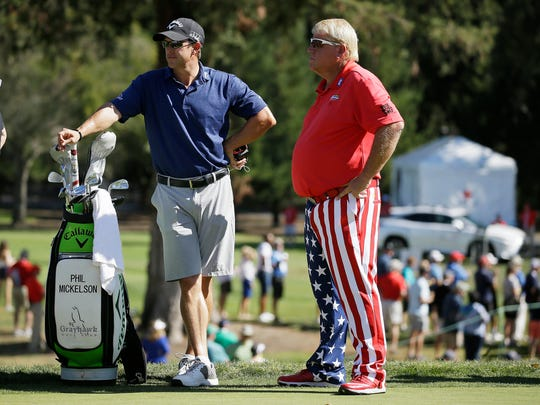 "John Daly: Best thing to happen to Champions Tour in ""10 to 15 years,'' says Bryan Karns, championship director for the 2019 Senior PGA at Oak Hill."