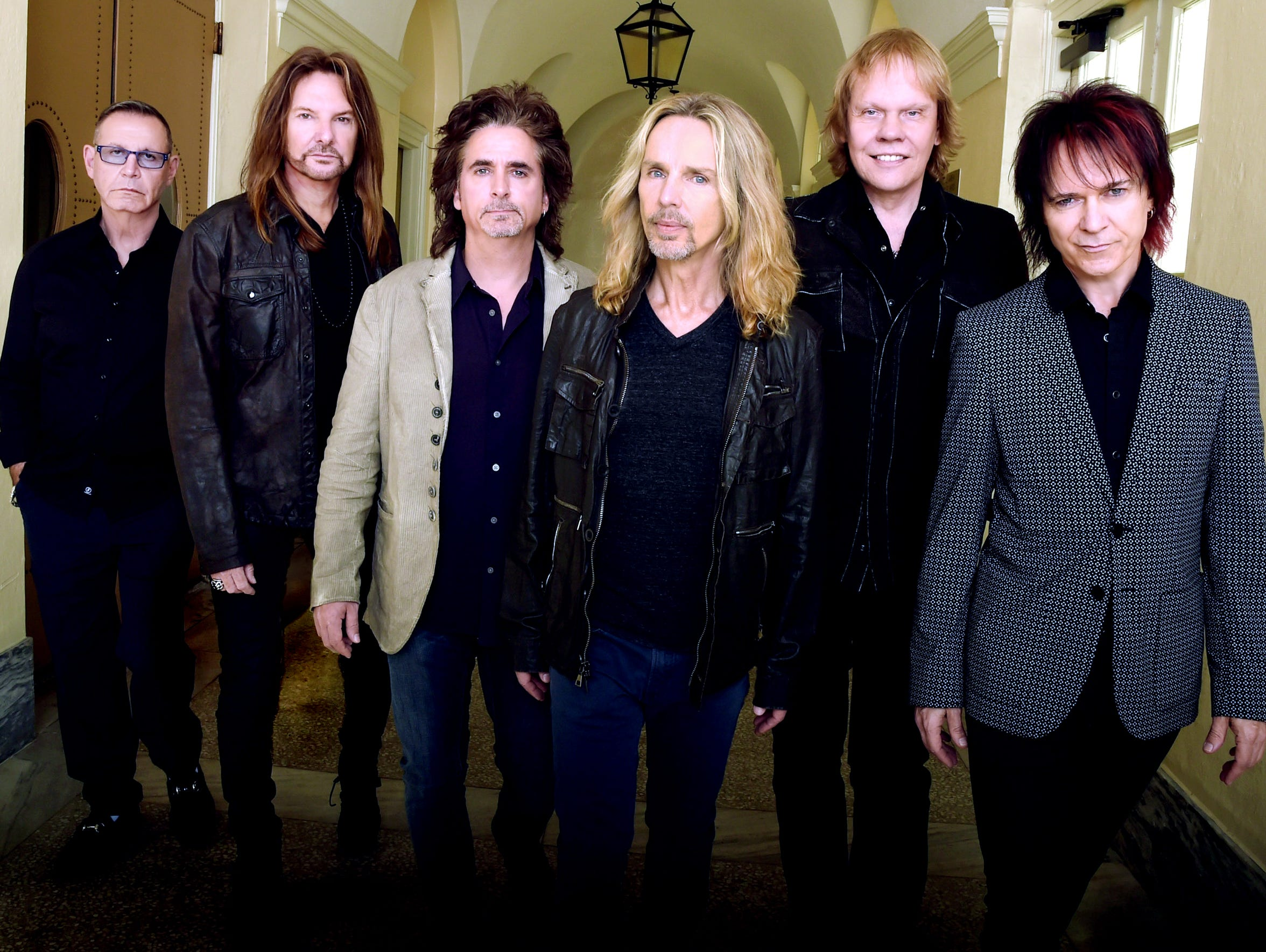 STYX will perform at 7 p.m. Friday, Aug. 24.