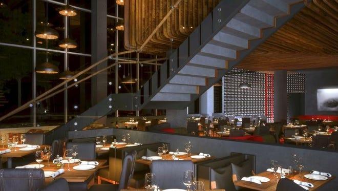 Oak Steakhouse will open Friday, June 16 in downtown Nashville.