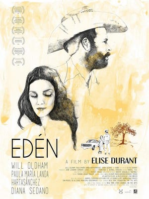 """A screening of """"Eden"""" will take place at 7:30 p.m. on Thursday in Light Hall on the campus of Western New Mexico University in Silver City."""