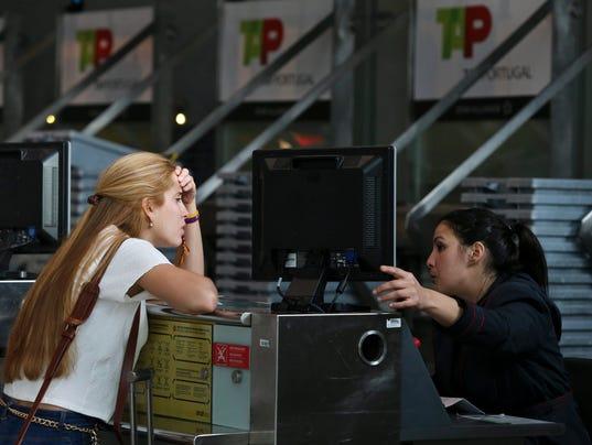 EPA PORTUGAL TRANSPORT TAP PILOTS STRIKE LAB LABOUR DISPUTE STRIKE PRT
