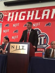 First-year head coach Brian Kennedy and NJIT open their