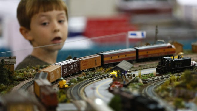 The Sheboygan Society of Scale Model Railroad Engineers is hosting a summer open house, train show and brat fry, Saturday and Sunday, July 28-29.