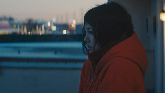 "Rinko Kikuchi in a scene from ""Kumiko the Treasure Hunter."""