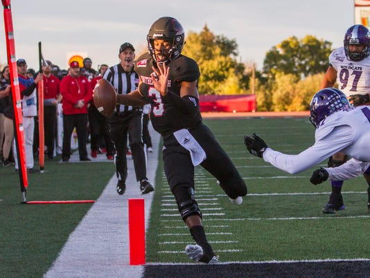 Suu Football Weber State Scores 23 Straight In 4th Quarter To Stun