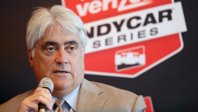 Mark Miles needs to deliver a strong 2016 schedule if IndyCar is to avoid trouble.