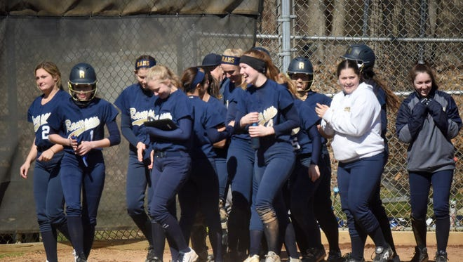 Ramsey is back on top of The Record's Top 25 softball rankings.