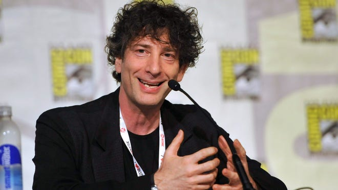 Writer and Bard professor Neil Gaiman will host a forum this weekend at Bard College with writer and visual artist Audrey Nifenegger.