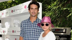 CULVER CITY, CA - AUGUST 22:  Ryan Sweeting and Kaley