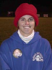Highlands coach Nina Kearns.