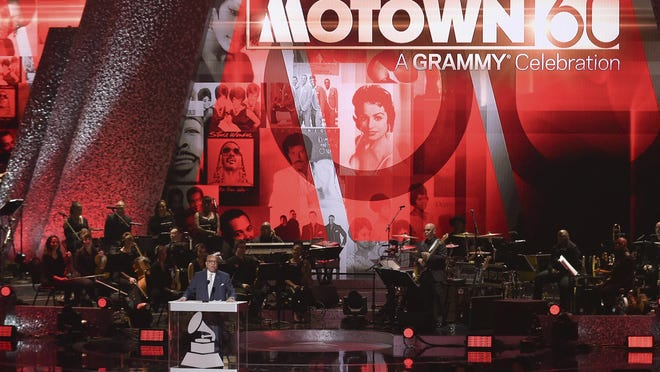 """Motown Records founder Berry Gordy says his historic label brought people from all walks of life through a """"legacy of love"""" at the """"Motown 60: A Grammy Celebration"""" during a taped tribute that will air Sunday, April 21 on CBS."""