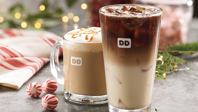 Dunkin' Donuts is holding its first-ever DD Perks Week Nov. 14-18.