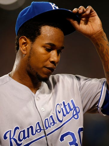 Yordano Ventura started 93 games in his career with