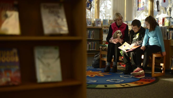 The Brown County Library's Southwest Branch in Green Bay is a candidate for closure under a budget plan.