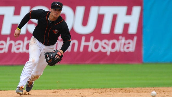 Shorebirds shortstop Jared Breen was suspended for 80 games along with pitcher for performance-enhancing drugs.