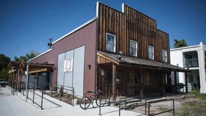 Great Burn Brewing is the first brewery on Missoula's south side, near Jaker's Bar and Grill and HuHot Mongolian Grill.