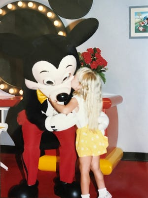 Laurie K. Blandford was 3 years old when she visited Walt Disney World for the first time.