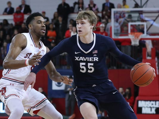 NCAA Basketball: Xavier at St. John