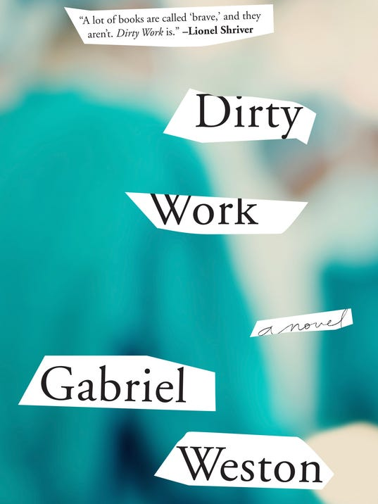 Book Review Dirty Work