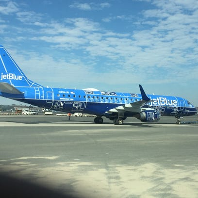 JetBlue rolls out special 'Blueprint' livery on Embraer E190