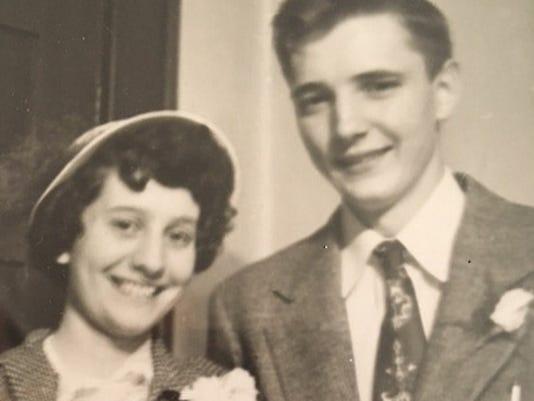 Anniversaries: Charles Miller & Marilyn Miller
