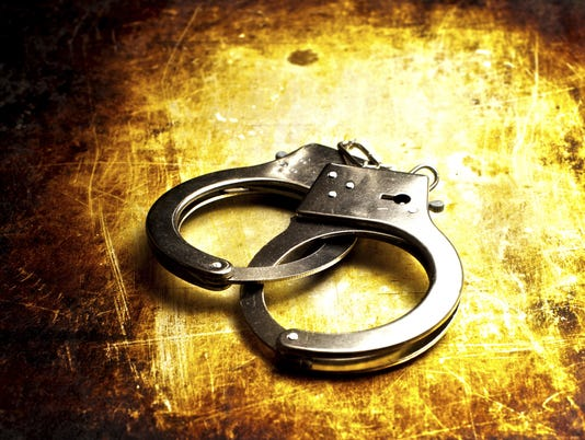 Handcuffs stock