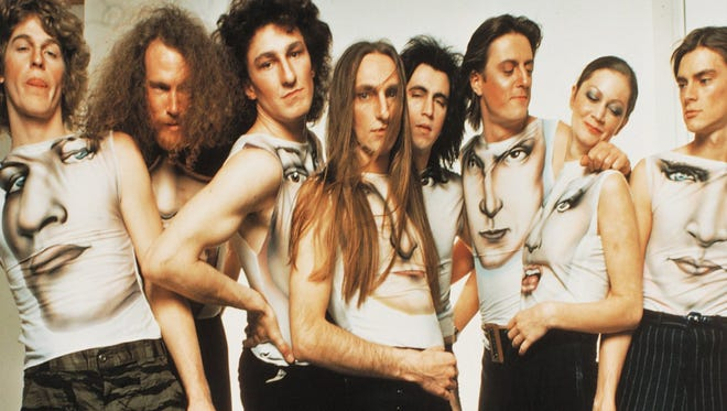 The Tubes at the time of their A&M Records debut.
