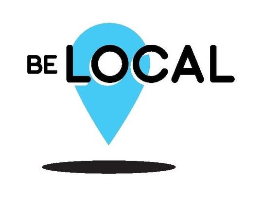 Be Local pin