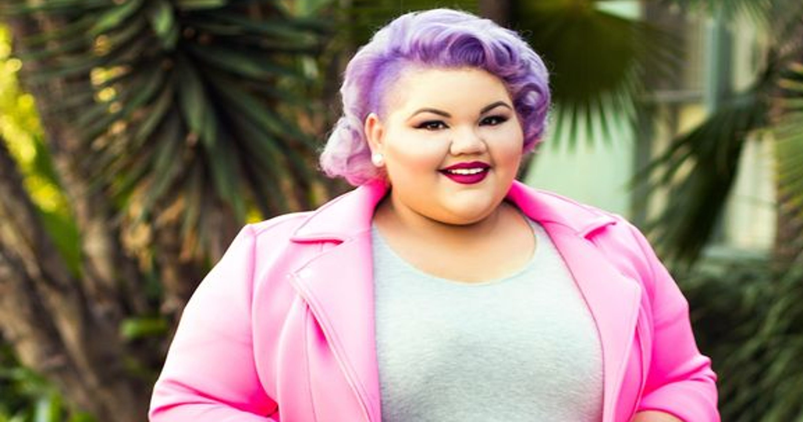 1677cf4bbba Project Runway winner to debut plus-size line
