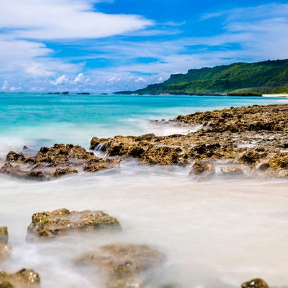 Photo of the week: Silky and smooth Pati Point Beach