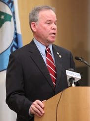 Rockland County Executive Ed Day gives his State of