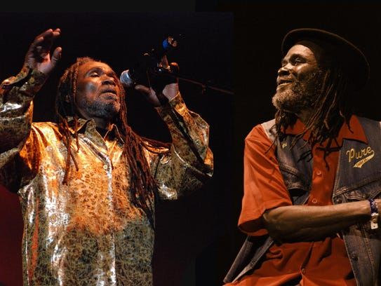 The Wailing Souls perform Saturday at the Haunt.